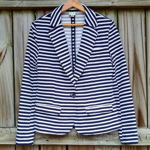 ☀️50% OFF SALE☀️ Merona Striped Career Wear Blazer